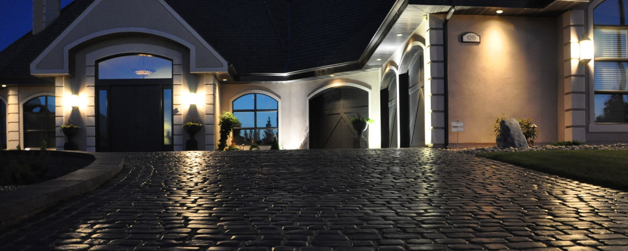 The Amazing Look <br>of Paving Stones